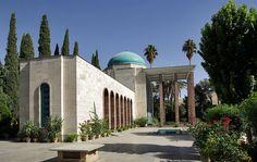 The tomb of Saadi 1 - Fars Province - Wikipedia