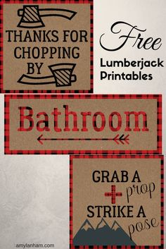 John and I handmade so many items for Bug's lumberjack birthday party that it couldn't all fit in one post! I showed you a little bit of the decor in my last post about his lumberjack birthday party. I wanted […]