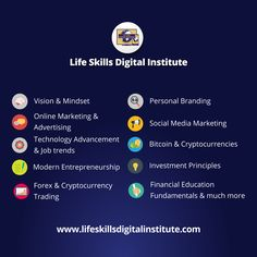 In this course, you learn the fundamental concepts and techniques for doing online business and using the Internet as an effective business platform. Marketing Technology, Marketing And Advertising, Online Marketing, Social Media Marketing, Job Search, Personal Branding, Life Skills, 3 Months, Searching