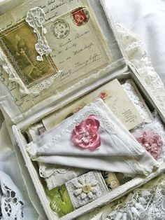 Box of momentoes