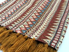 Bohemian Throw Blankets Cute Blanket Gift Throw Blanket Gift Tribal Aztec Picnic Blanket