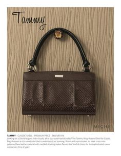 """chloe black and white bag - Chloe"""" a Miche classic shell now on sale for 50% off at: WWW ..."""