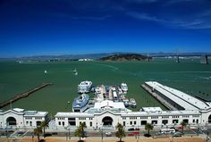 San Francisco... Discover:  port of SF