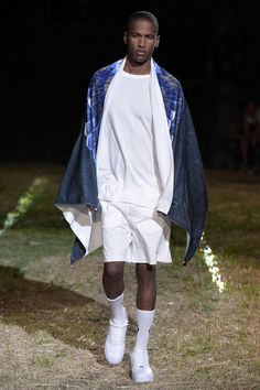 Marcelo Burlon Menswear Spring Summer 2015 Pitti - NOWFASHION