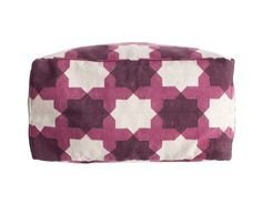 Best Pouf Ottomans - Coffee Table and Ottoman Poufs for the Home - House Beautiful