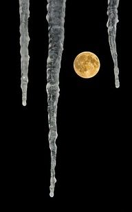 Icy Moon: photo by Jeff Galbraith.It's icy here tonight, but cloudy so can not see lovely LUNA FULL MOON, Moon Photos, Moon Pictures, Sun Moon Stars, Sun And Stars, You Are My Moon, Moonlight Sonata, Luna Moon, Moon Dance, Shoot The Moon