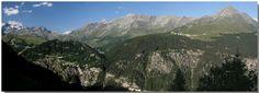 Trekking della Valle Spluga - Presentazione