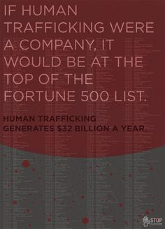 Human Trafficking Awareness Poster by Melissa Suarez, via Behance