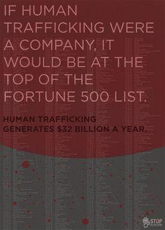 Human Trafficking Awareness Poster by Melissa Suarez, via Behance