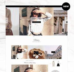 Chic3 - Blogger Template Responsive Design Custom Blogger Design Responsive Blogger Template Blogger theme blogspot Template  #etsy #etsyshop #themes #templates #youtube #fashiontrends  #pinterest #fashionblogger #fashion #fashionblog #outfits #etsyseller #etsygifts #blogging #bloggingforbeginners #bloggingtips #blogger #blog #lookbook #pinteresttips #startablog Luxury Blog, Free Website Templates, Blogger Templates, Blogging, Trending Outfits, Design, Blog