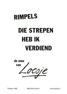 Posters - Loesje