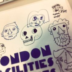 Skull Sketches!