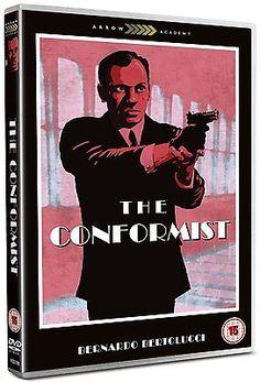 The Conformist (DVD) (C-15)