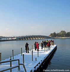 Kunming Lake at the Summer Palace Beijing