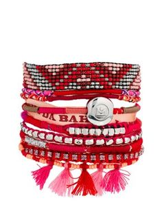 Hipanema Bloody Bracelet