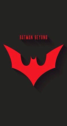 Batman Beyond - Batman Shirt - The coolest Batman Shirt ever - Batman Beyond Batman Poster, Batman Shirt, Batman Beyond, Superman, Superhero Background, Batman Drawing, Robin Dc, Batman Wallpaper, Batman Universe