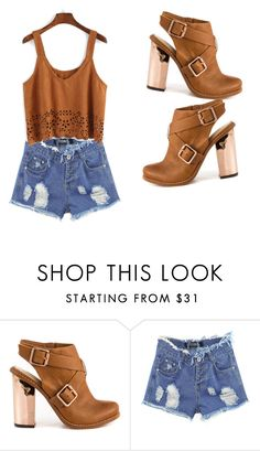 """""""Untitled #261"""" by assou5104 ❤ liked on Polyvore featuring Kristin Cavallari"""