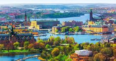 #Stockholm is a popular tourist #destination in Sweden. In Spanish, 'Stockholm' means 'Loy Island'. It is also called the 'Venice of the North' and the 'City between the Bridges'. Stockholm is the capital city of Sweden. Stockholm is located on the South-East of Sweden, covering over 14 #islands and more than 50 bridges.