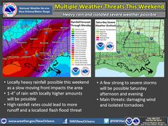 Expect 1 to 4 inches of rain, accompanied by severe thunderstorms and a possible tornado or two to dampen Saturday Halloween celebrations, National Weather Service meteorologists said Thursday (Oct. 29).
