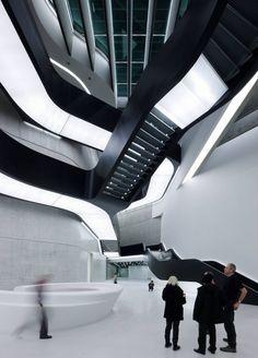 MAXXI Museum Of XXI Century Arts