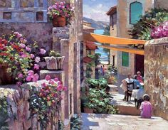 howard behrens paintings -