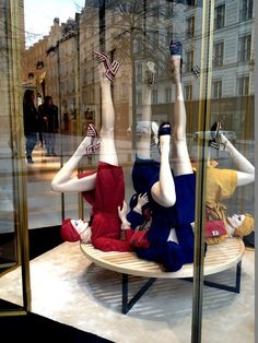 Chanel window,Paris
