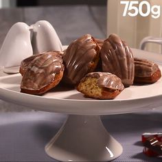 MADELEINES AU KINDER EN VIDÉO Köstliche Desserts, Sweets Recipes, Cookie Recipes, Delicious Desserts, Yummy Food, Homemade Fudge, Love Food, Nutella, Sweet Treats