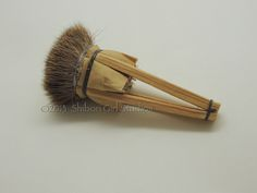 Several people have asked me for a source for this brush when I teach shibori. The one I have was given to me by a kanoko shibori master which he u...