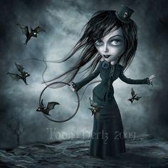 Bat Circus by ~THZ on deviantART