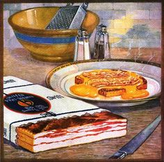 swifts premium bacon and cheese 1922 by Captain Geoffrey Spaulding, via Flickr