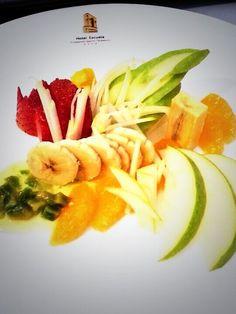 Ensalada de frutas / Fruit salad, by @avalverdehecsd