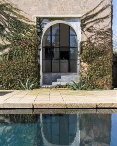 Architecture Pool - Palazzo Daniele Palazzo, Luxury Hotel Design, Hotel Interiors, Pool Spa, Interior Design Inspiration, Ny Times, Old World, Outdoor Gardens, Architecture Design