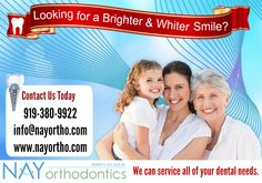 Orthodontics For Adults in Cary