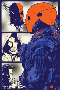 Deathstroke - Julian Strayhorn II