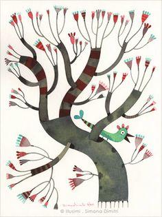 illusimi: Trees, at Arcanami...