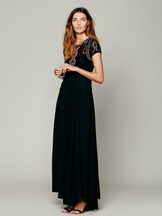 Free People In The Mood For Love Maxi, 198.00