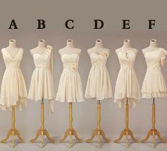 Fresh 2013 bridesmaid formal dress short design chiffon meat meal spring and summer $26.47