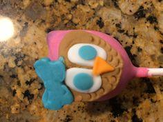 owl cake pops Owl Cake Pops, Sugar, Homemade, Cookies, Desserts, Food, Crack Crackers, Tailgate Desserts, Deserts