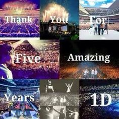 Thank you or all one direction!!!❤❤❤❤❤❤❤