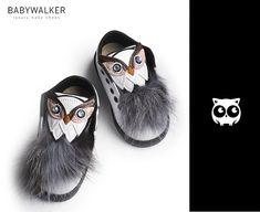 Owl sneaker.. BABYWALKER #babywalker #babywalkershoes #kidsshoes #babyshoes #designershoes #kidsfashion #babyfashion #handmadeshoes #vaptistika Sneaker, Gucci, Winter, Collection, Shoes, Fashion, Winter Time, Moda, Slippers