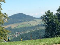 View from Saris castle