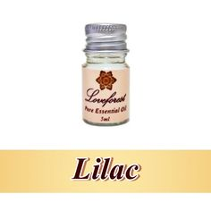 Lilac 5ml Pure Therapeutic Essential Oil Free by loveforest