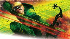 Green Arrow - Guil Rai