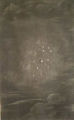 Thomas Wright, The Pleiades c.1711-1786