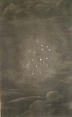 Thomas Wright, The Pleiades c.1711-1786