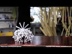 Theo Jansen - New 3D printed Strandbeests: XL and XS - YouTube