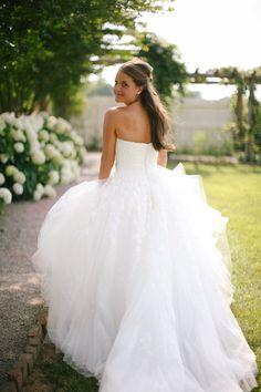 My wedding dress! Enzoani <3