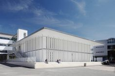 © 11h45 / Lycée Albert Claveille, Périgueux (24) - Art'ur Architectes
