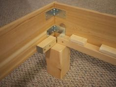 build your own king slat bed from kiwi and peach build your own bedroom furniture