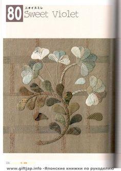 Печворк из лоскутков, схемы для аппликации из ткани ~ Для вдохновения